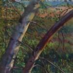 Two Birch by MMullett