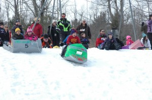 WinterFest on February 16th was tons of fun for all. Photo by Sally Shonk