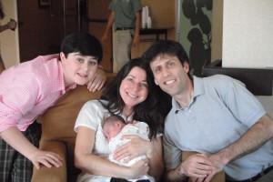 Claudia's Family
