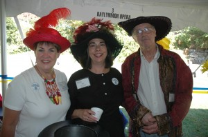 At the Rotary's Wellness Festival, held in Peterborough, many festivities including line dancing, dog training, and a soup cook-off, made for a great day. All three photos by Sally Shonk.