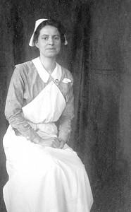 Marion McCune Rice. Circa 1915.