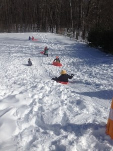 DCS Sledding Hill