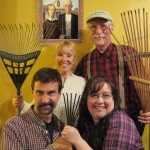 The Frost Heaves Players (Dave Nelson, Beth Signoretti, Kathy Manfre and Fred Marple) return to the Peterborough Players theatre Oct. 10-12 and 18.