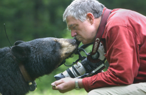 Ben Kilham will share rare insights into bear behavior, even what it's like inside a bear's den.