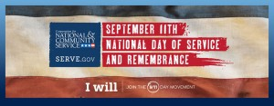 National Day of Service logo