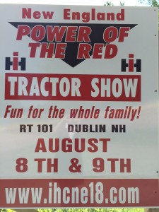 use alone - Tractor Show Aug