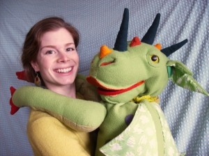 Lindsay Aucella and her (larger than life) puppet pals will be the feature at Children's day at the library, August 6 from 10 to noon. Filled with silliness, active audience engagement, and unique, memorable characters, a series of charming sketches will be presented to delight the young and the young-at-heart.
