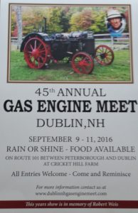 Gas Engine Meet