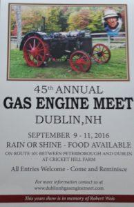 Gas Engine Meet